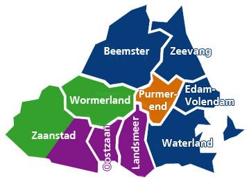 NIEUW! Madeliefje in de regio Zaanstreek-Waterland
