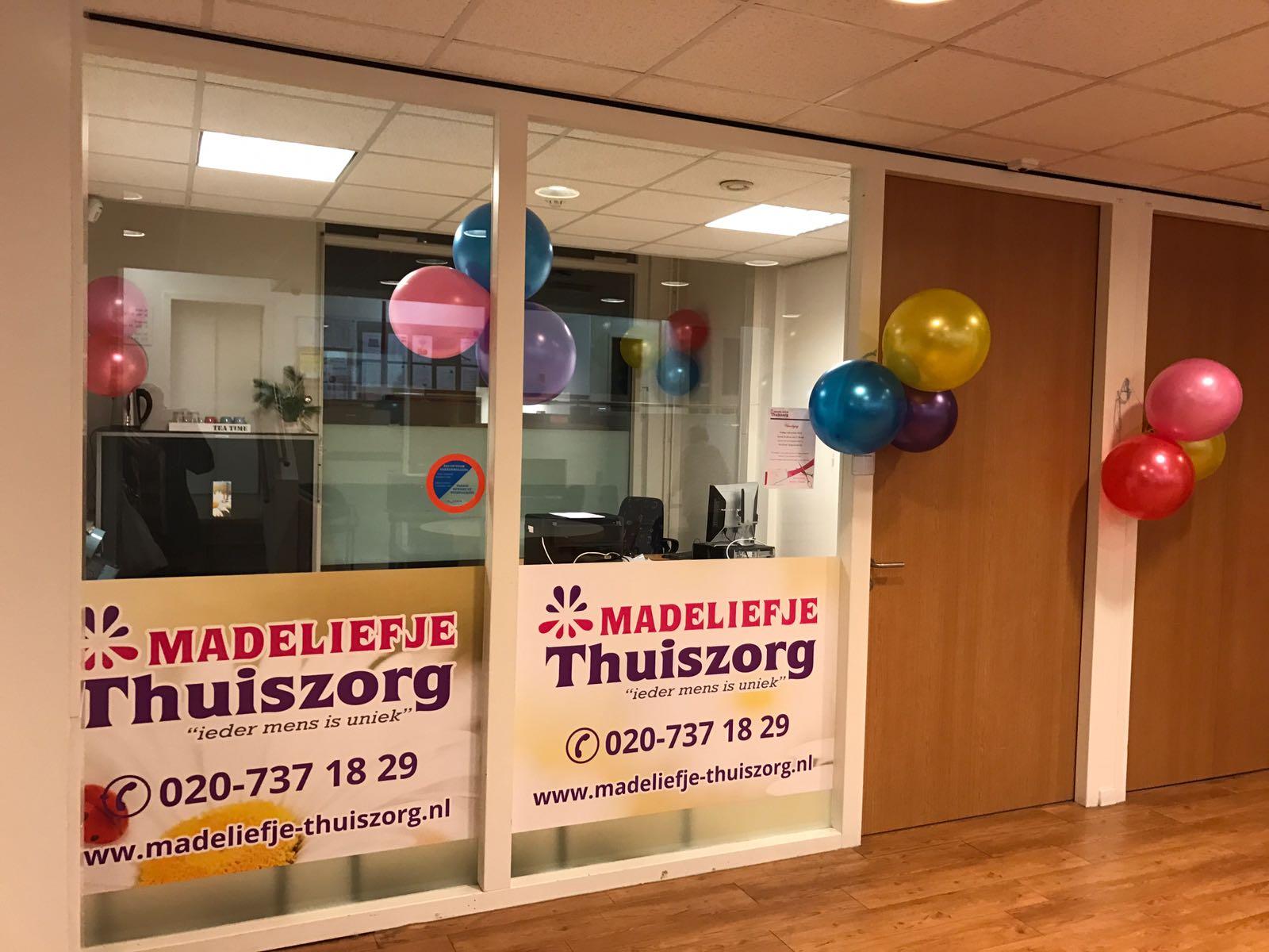 Opening nieuwe locatie in Amsterdam-West (De Klinker)