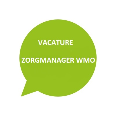 Vacature Zorgmanager WMO